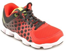 Reebok Atv 19 Youth Round Toe Synthetic Black Running Shoe.