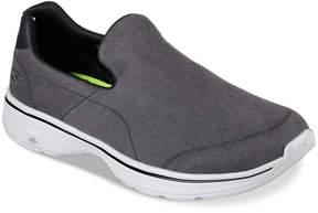 Skechers Men's Go Walk 4 Canvas Sneakers from Finish Line