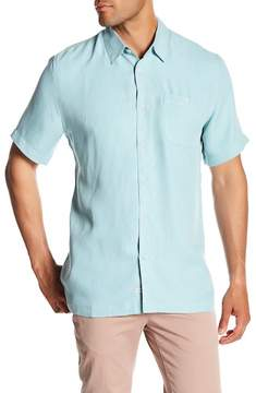 Quiksilver Waterman Collection Avalon Short Sleeve Regular Fit Shirt