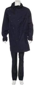 Engineered Garments Asymmetrical Parka