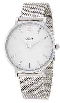 Cluse Women's Minuit Stainless Steel Watch.