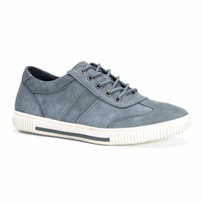 Muk Luks Nick Mens Leather Lace-Up Shoes