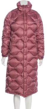 Burton Down Long Coat