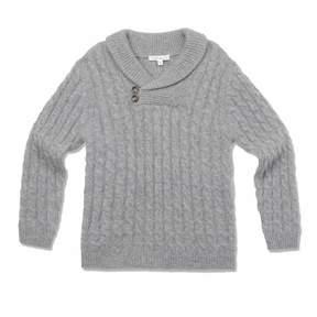 Marie Chantal Boys Shawl Sweater