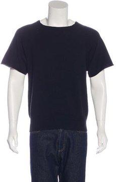 Dries Van Noten Wool-Blend Crew Neck Sweatshirt