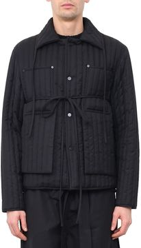 Craig Green Quilted Wool Workwear Jacket