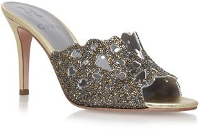 Gina Babette Jewelled Mules