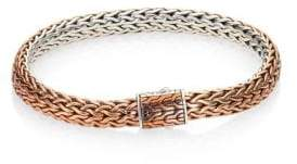 John Hardy Classic Chain Collection Sterling Silver Bracelet