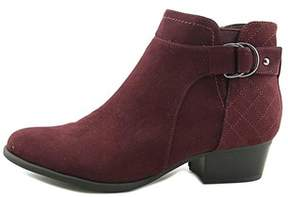 Unisa Womens Piera Suede Closed Toe Ankle Fashion Boots.