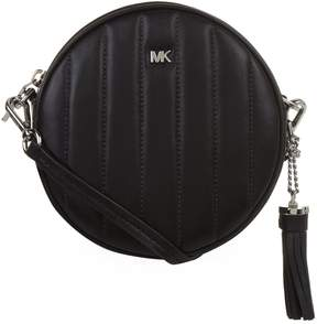 MICHAEL Michael Kors Quilted Round Cross Body Bag
