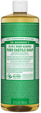 Dr. Bronner's Hemp Pure-Castile Soap Almond