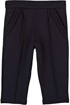 Chloé MILANO COTTON-BLEND TROUSERS