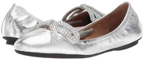 Marc Jacobs Willa Strass Bow Ballerina Flat Women's Flat Shoes