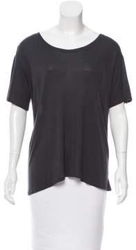 Enza Costa Oversize Short Sleeve Top