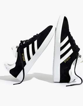 Madewell Adidas® Gazelle® Lace-Up Sneakers in Black
