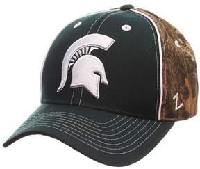 Zephyr Adult Michigan State Spartans Hideaway Snapback Cap