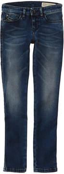 Diesel Girls' Skinzee Skinny Leg