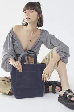 Urban Outfitters Waxed Canvas Tote Bag