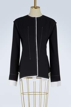 Jil Sander Eco wool jacket
