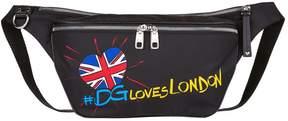 Dolce & Gabbana DGLOVESLONDON Waist Bag