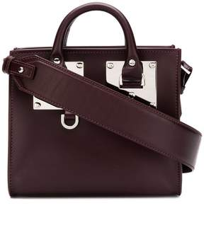 Sophie Hulme Albion small tote bag