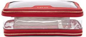 Anya Hindmarch In Flight Travel Bag - Womens - Red