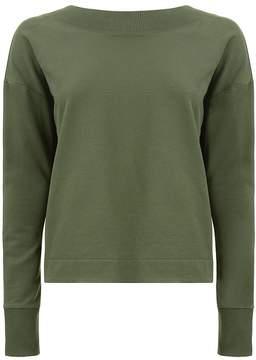 Sweaty Betty Hampton Asymmetric Sweater