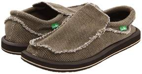 Sanuk Chiba Men's Slip on Shoes
