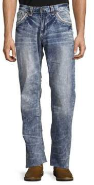 Affliction Cooper V Brentwood Cotton-Blend Jeans