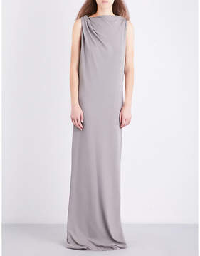 Drkshdw Toga cotton-jersey gown
