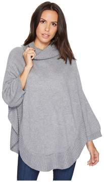Bishop + Young Turtleneck Poncho Women's Sweater