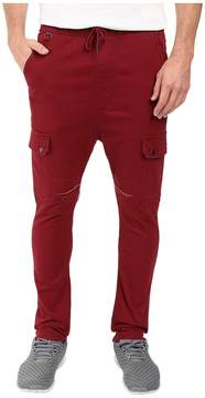 Publish Angus - Stretch Twill Drop Stack Fit Cargo Pants Men's Casual Pants