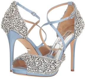 Badgley Mischka Hyper High Heels