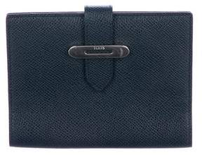 Tod's Textured Leather Wallet