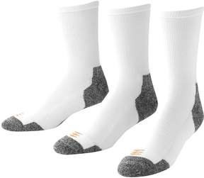 Gold Toe GOLDTOE 3-pk. PowerSox Power-Lites Crew Socks