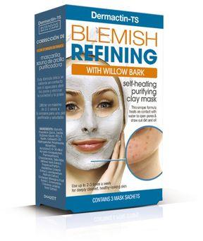 Dermactin-TS Blemish Refining Self-Heating Purifying Mask