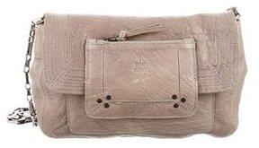 Jerome Dreyfuss Leather Lucien Bag