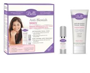 Belli Skincare Maternity Anti-Blemish Basics With Anti-Blemish Facial Wash