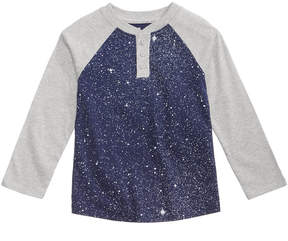 Epic Threads Galaxy Henley, Little Boys (4-7), Created for Macy's