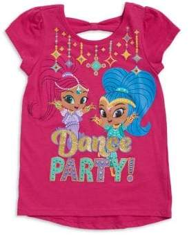 Nannette Little Girl's Dance Party Tee