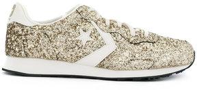 Converse low-top sequin sneakers
