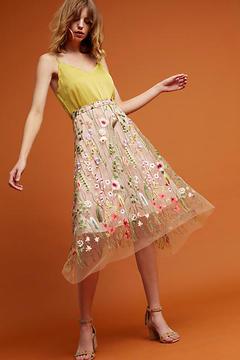 Eva Franco Waverly Garden Skirt