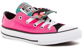 Converse Double Tongue Oxford Sneaker (Little Kid)