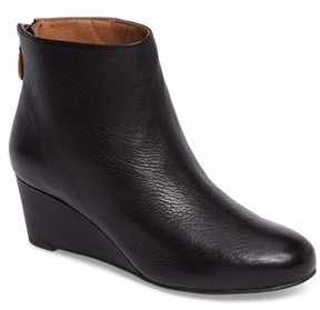 Gentle Souls Women's Vicki Wedge Bootie