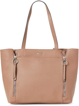 Nine West Dark Wheat Zalika Tote