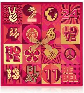 The Body Shop 25 Days Of Game Changing Advent-ures Ultimate Advent Calendar
