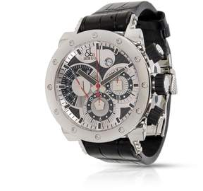 Jacob & co Epic II Chronograph Automatic Silver Dial Men's Watch