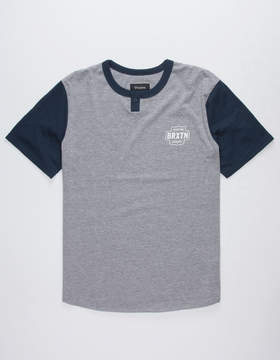 Brixton Garth Mens Henley