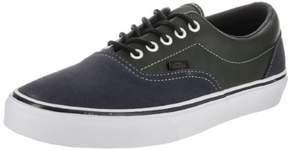 Vans Unisex Era (Sde & Lthr) Prsn Ngt/Rosn Skate Shoe 8 Men US / 10 Women US
