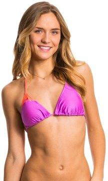 Fox Chroma Triangle Bikini Top 8113014